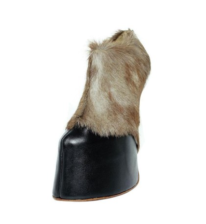 shoes-furry