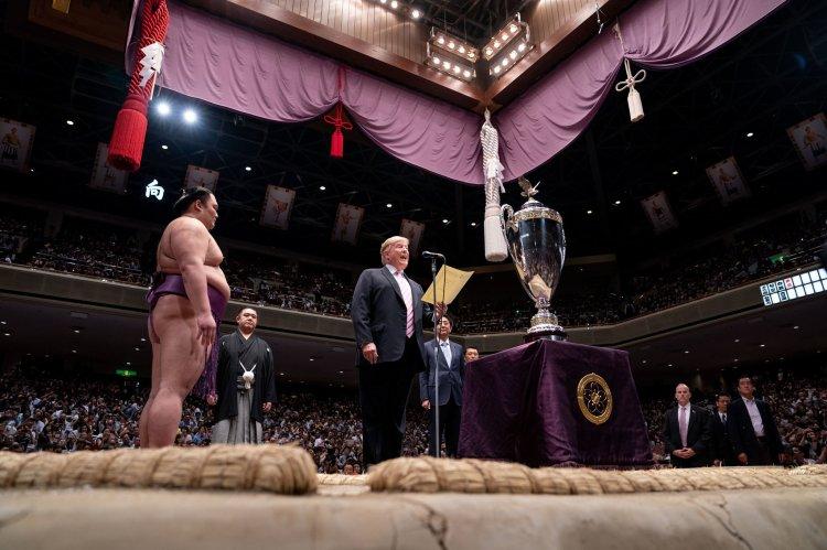 Trump-sumo