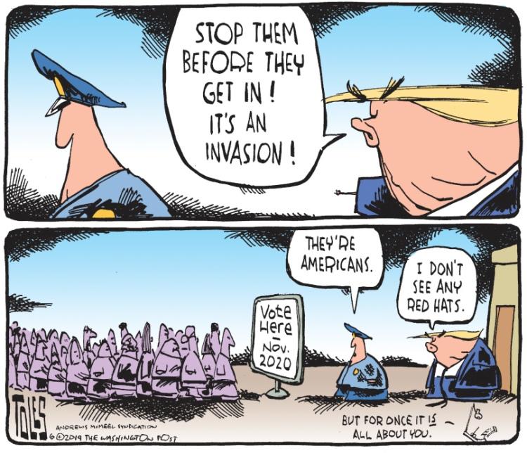Tom Toles Editorial Cartoon - tt_c_c190609.tif