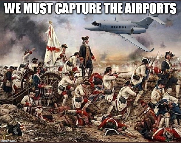 airports-revolutionary-war