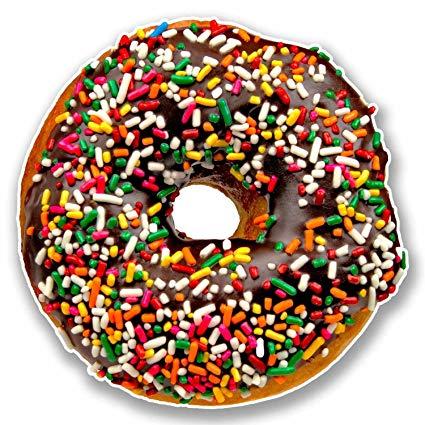 sprinkled-donut