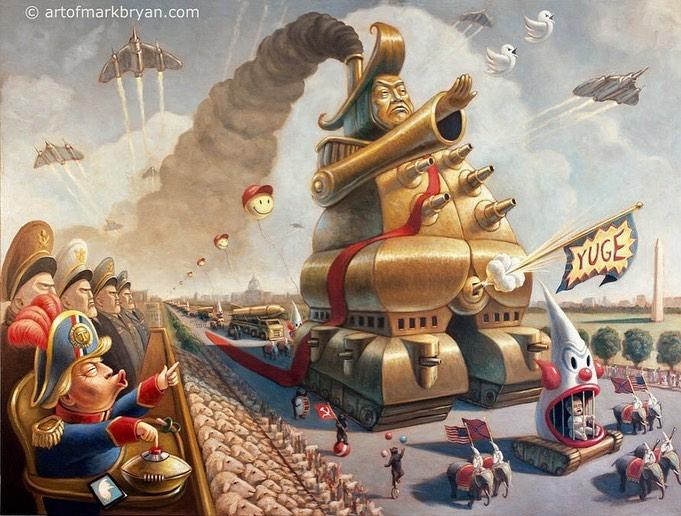 Trump-circus