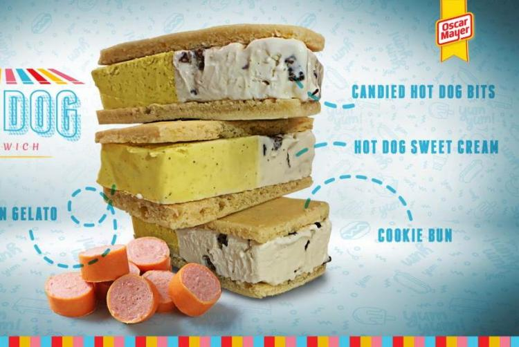 Oscar-Meyers-ice-cream-sandwich-includes-bits-of-candied-hot-dog-meat