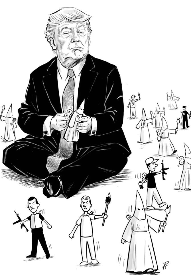 Trump-racist