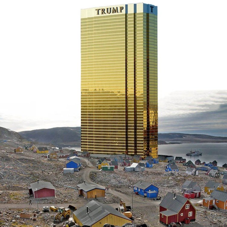 Trump-tower-Greenland