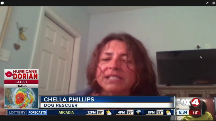 Good People Doing Good Things — Saving Critters Chella-phillips