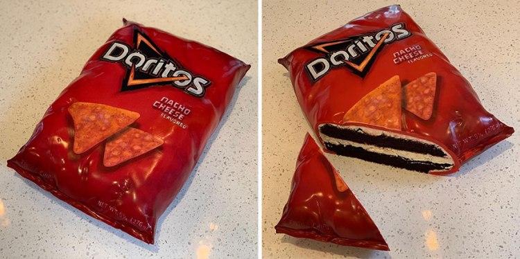 Doritos-cake