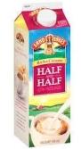 half-and-half