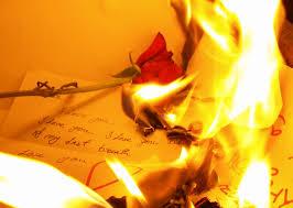 letter-burning