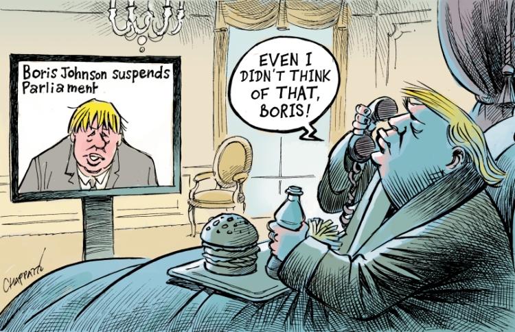 Trump-Boris