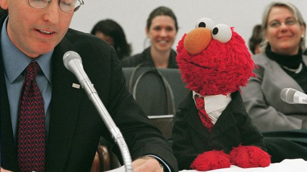 Elmo-Congress