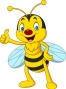 bee-thumbs-up