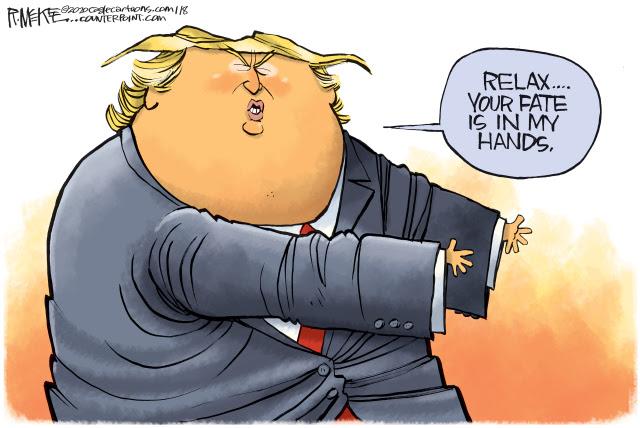 Trump-fate