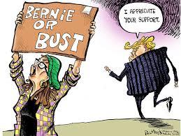 Bernie-or-Bust