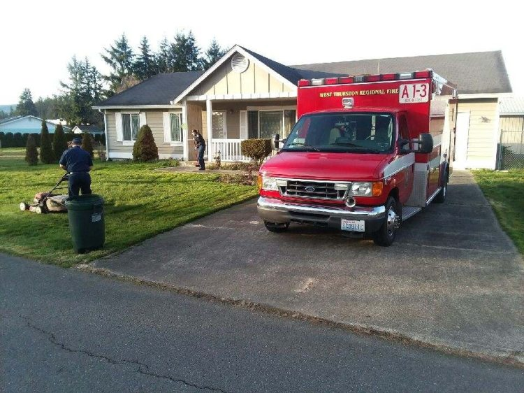 EMTs-mowing