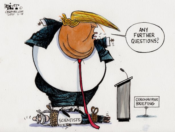 Trump-scientist