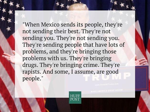 Trump-bigot