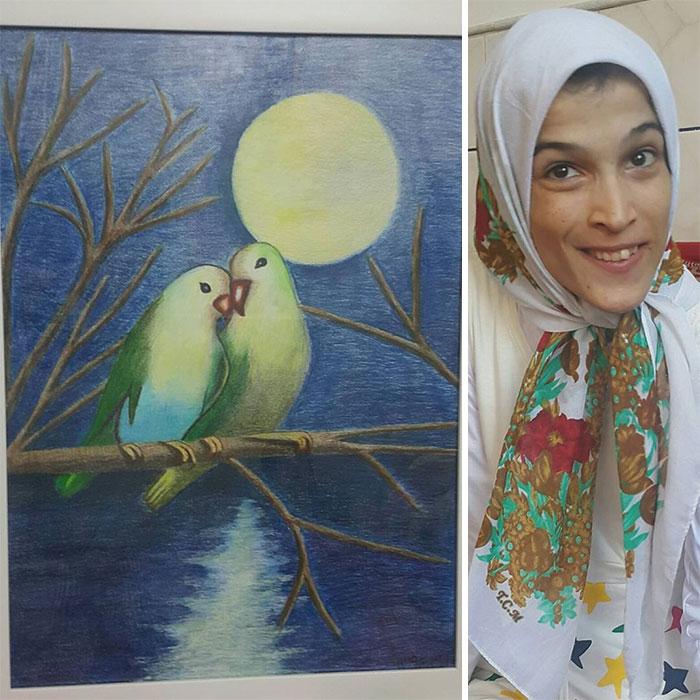 birds-moon