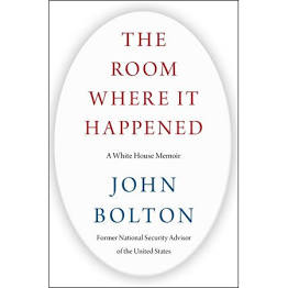 cover of John Bolton's book