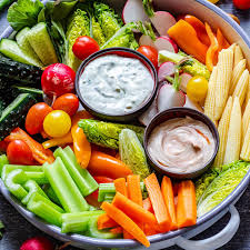 food-crudite-veggies