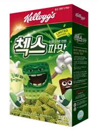 green-onion-cereal