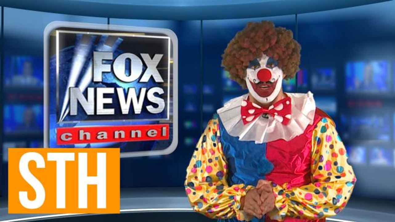 Hannity-clown
