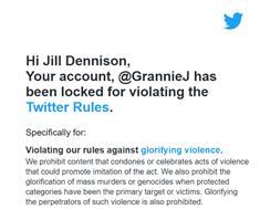 Twitter-notice