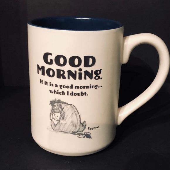 eeyore-mug