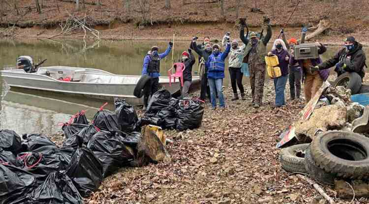 Good People Doing Good Things — Inspiring! River-cleanup-1