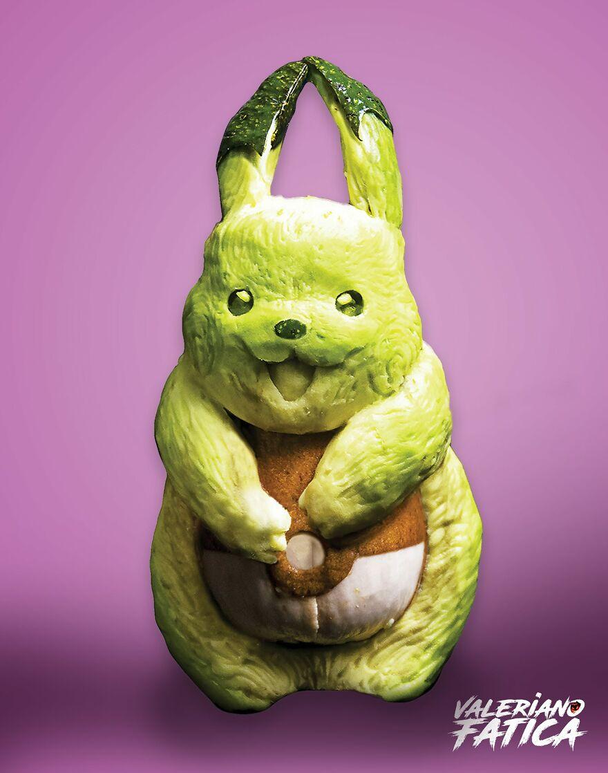 pikachu-avocado