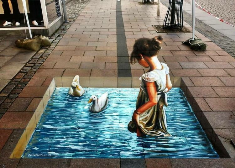 Saturday Surprise — A New Street Artist! Carlos-7
