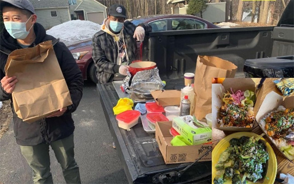Good People Doing Good Things — Feeding People Ekiben