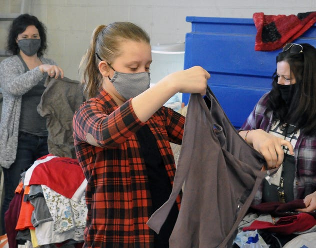 Good People Doing Good Things — Everyday People Andi-kindness-closet