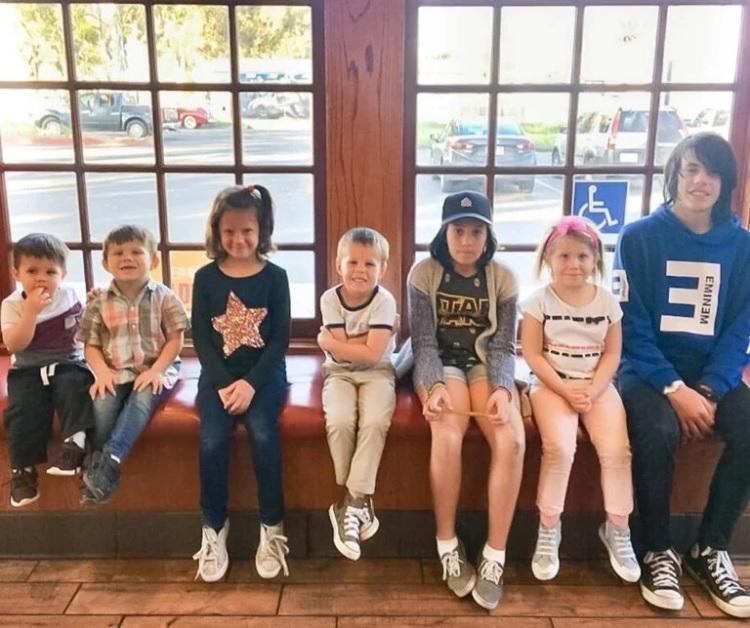 Good People Doing Good Things … Overflowing Love Willis-kids